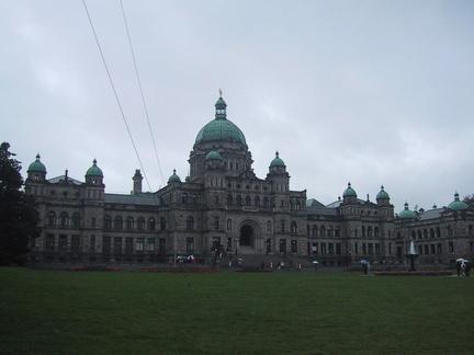 Le parlement de Victoria